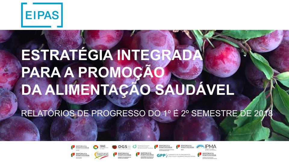 Relatório EIPAS 1º Semestre 2018