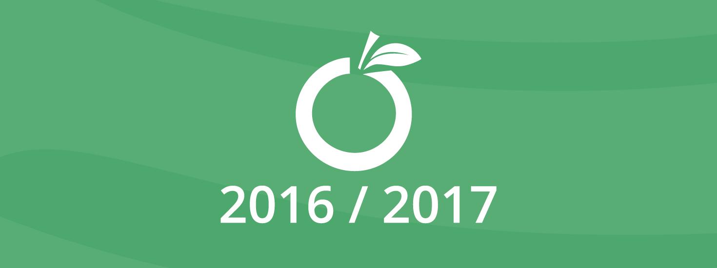 Relatório do Programa para a Alimentação Saudável 2016/2017