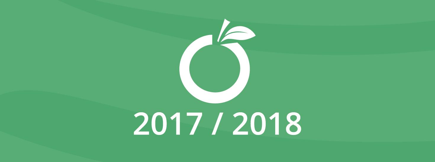 Relatório do Programa para a Alimentação Saudável 2017/2018