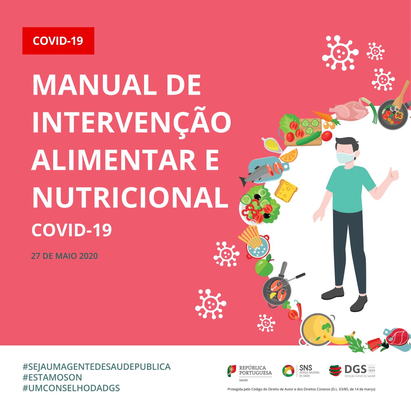 Manual de intervenção Alimentar e nutricional covid-19